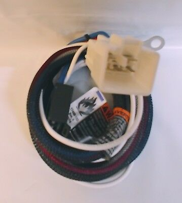 Tekonsha 3040 2-Plug fits P3 P2 PrimusIQ Brake Control Wiring Adapter for Toyota comprar usado  Enviando para Brazil