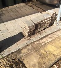 Pavers 2nd hand Grey 220x200x60mm approximately 28 sqm Osborne Port Adelaide Area Preview