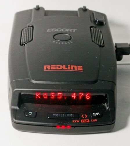 Escort RedLine Radar Detector Great Condition - FAST SHIPPING