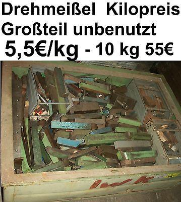 10kg DREHMEIßEL DREHMASCHINE NEUWERTIG UNBENUTZT INDUSTRIE DREHSTAHL DREHMEISEL