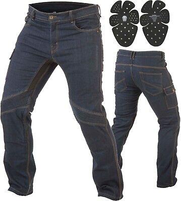 Trilobite Smart Herren Motorrad Jeans Denim Motorradhose verstärkt abriebfest