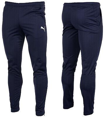 Puma Liga Training Pants Peacoat Mens Pant Jogging Bottoms Pants