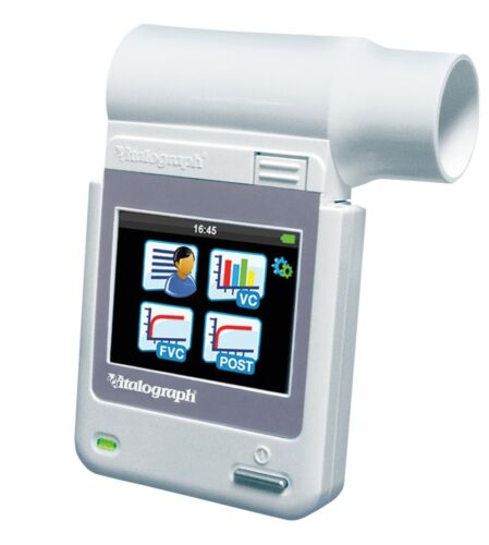Vitalograph Micro Spirometer, New with 5-year Warranty!