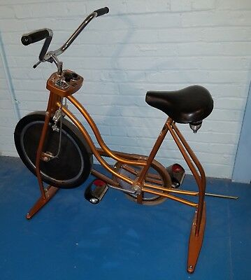 Schwinn Exerciser Stationary Vintage Exercise Bicycle - Michigan