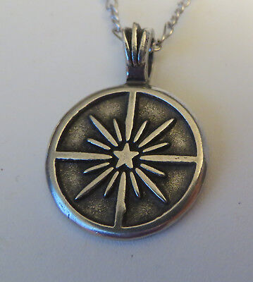 STAR BURST PENDANT INSPIRATION Your light is within. Allow it to shine. ()