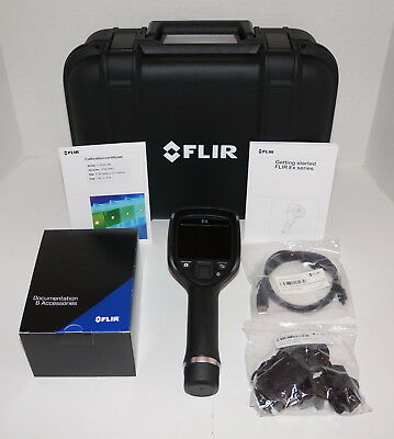 Flir E4 Wifi Thermal Imaging Ir Infrared Camera 80x60 W Msx 63906-0604 New