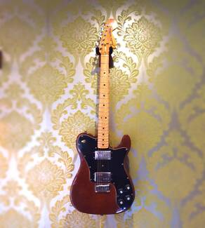 FENDER 1973 Telecaster Deluxe - All original Moorooka Brisbane South West Preview