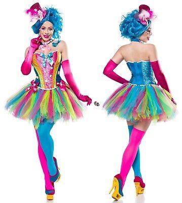 Damen Candy Girl Kostüm Mask Paradise Karneval Fashing Halloween 80137#