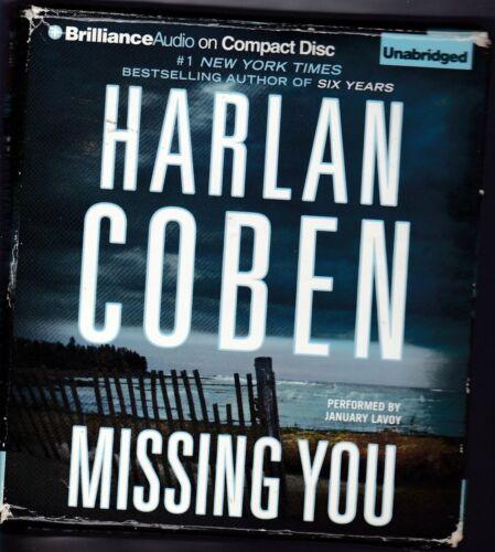 Missing You by Harlan Coben (2015, Unabridged, 10 CD's)
