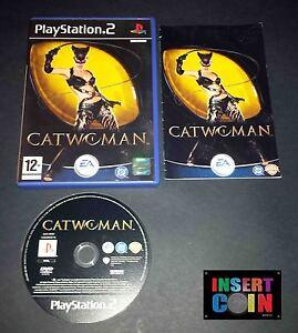 JUEGO-CATWOMAN-PAL-UK-PLAYSTATION-2-PS2-PS3