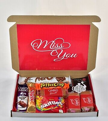 Miss You - Gift Hamper - Chocolate Hamper - Selection Box