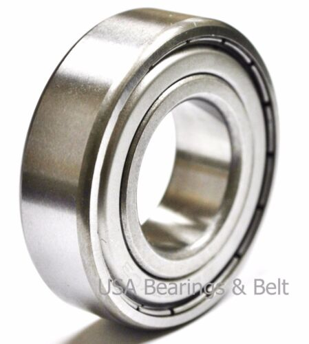 2 Pcs 6202 ZZ 6202 Z Shielded Ball Bearings 15 x 35 x 11 6202 ZZ C3