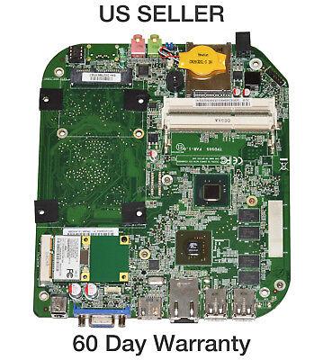 Acer Aspire Revo 3700 Compact Motherboard w/ Atom D525 1.80Ghz CPU MB.SEM09.001
