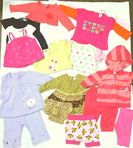 Baby Girl's Mixed Clothes Bundle- Size 000 Hoppers Crossing Wyndham Area Preview