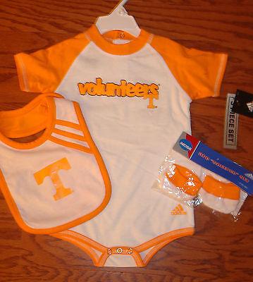 Tennessee NCAA Infant Jersey  Bib & Bootie (Bib Bootie)