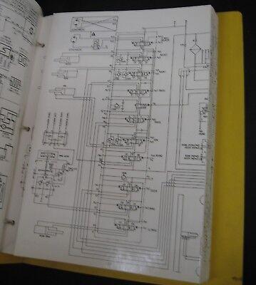 Daewoo Hydraulic Electric Circuits Manual For Excavators Loaders Dozer