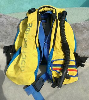 BCD Boyancy compensator vest