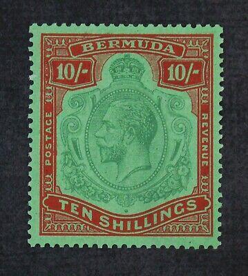 CKStamps: Bermuda Stamps Collection Scott#96 Mint H OG