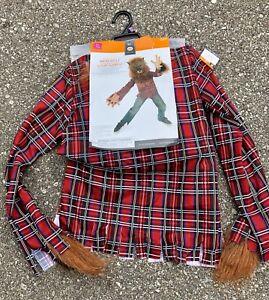 Wolfman, Werewolf Halloween Costume
