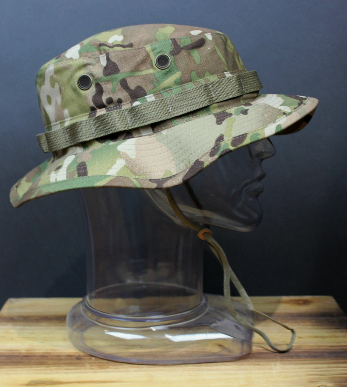This listing is for a Genuine Issue Multicam OCP Boonie Cap. It is made in  the USA a92b549f559
