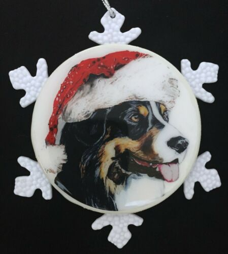 Australian Shepherd Aussie Dog Christmas Ornament