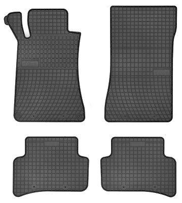 passend für Mercedes-Benz C-Klasse Gummifußmatten Fußmatten W203 S203 C203