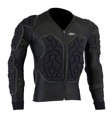 Body Armour Skiing Skating Skateboard Snowboarding Impact Padded Spin Protection