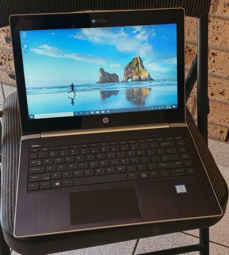 Laptop Windows - Hp Probook  I3-7100u  8gb - 256 gb(ssd) Windows 10 Pro