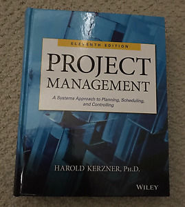 Kerzner - Project Management Textbook