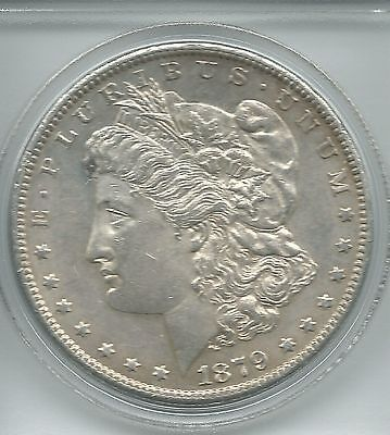 1878-1921 MORGAN DOLLARS  1879S SKU3215
