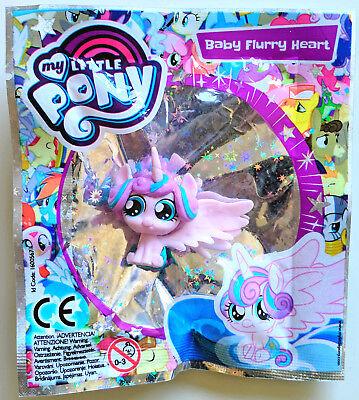 ORIGINAL HASBRO My Little Pony Movie LIMITED EDITION Egmont - Baby Flurry Heart (Pony Hasbro)