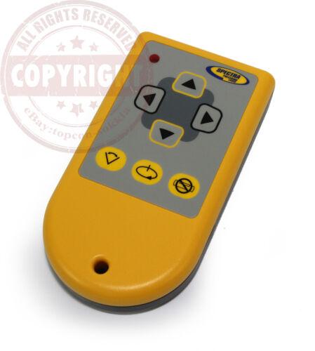SPECTRA PRECISION RC601 LASER REMOTE CONTROL,LL300,LL400,HV301,HV401,Q102309