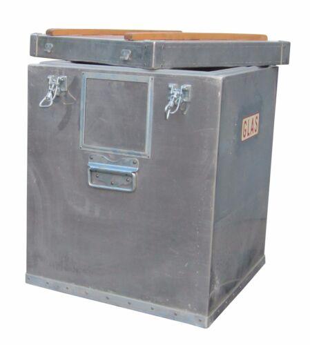 Swedish Military Aluminum Cooler