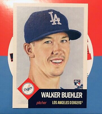 2018 TOPPS LIVING SET WALKER BUEHLER #53 1953 (Walker Set)