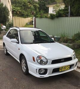 Subaru Impreza GX Hatchback AWD 2001 Cromer Manly Area Preview