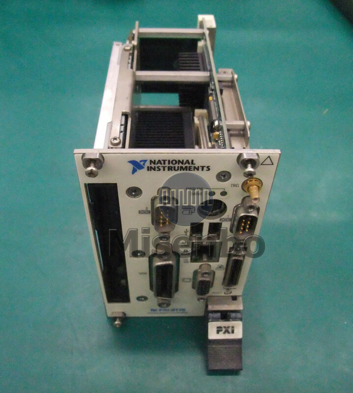 100% test National Instruments NI PXI-8176 Embedded Controller