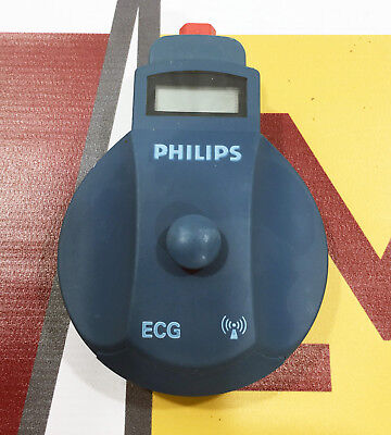 Philips Avalon M2727a Wireless Ecg Fetal Transducer New Battery Warranty