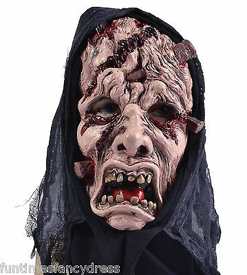 - Kapuzen Reaper Maske