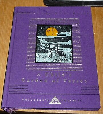 A Childs Garden of Verses - Robert Louis Stevenson for sale  Wirral