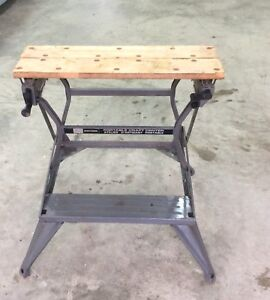 Work bench portable