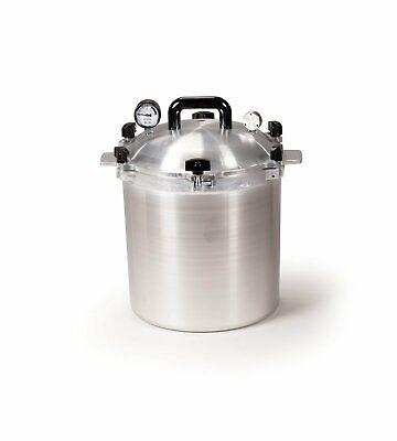 All American 25-Quart Pressure Cooker Canner
