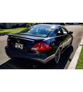 HONDA ACCORD 3L V6 6 SPEED MANUAL NEGOTIABLE
