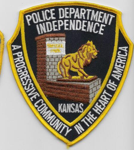 Independence Police State Kansas KS