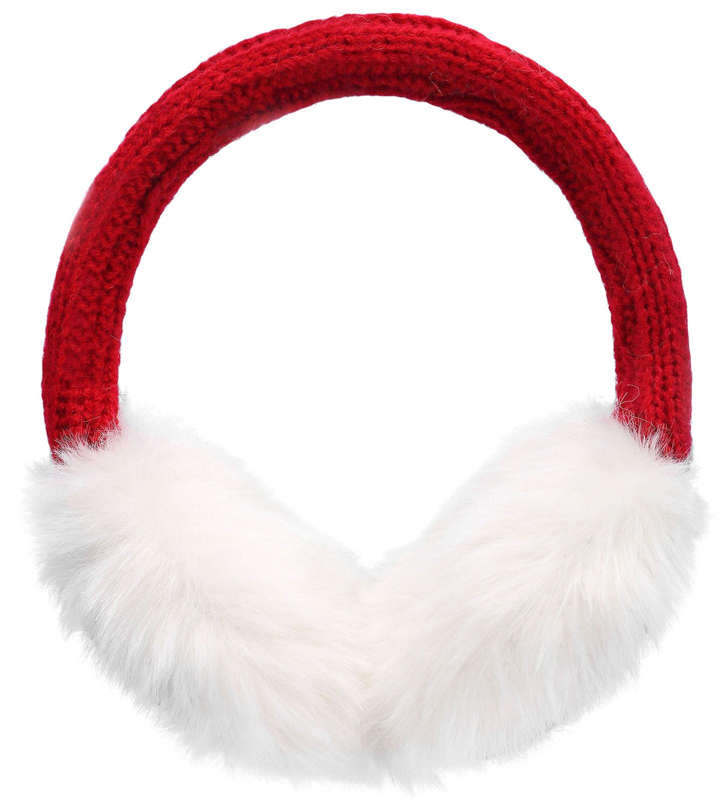 Winter Keep Warm Women New Soft Comfortable Furry Ear Warmer