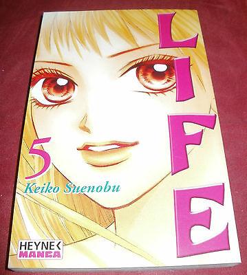 Life Band 5; Keiko Suenobu - Manga - Heyne