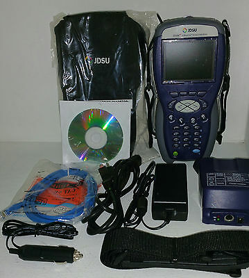 JDSU Dsam 3300 XT Triple Play Cable Signal Level Meter Docsis 3.0 Annex A / B  for sale  Shipping to Canada