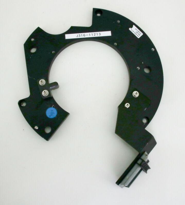 11213 Applied Materials Base Plate Upa 300mm W/ Bracket 0040-46895 0020-16859