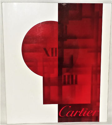 2000 CARTIER Watch Catalog Panthere Tank Pasha Must de Trinity 84 color pages