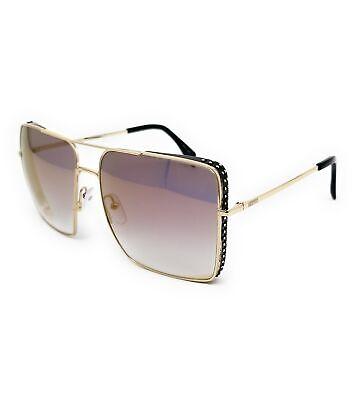 Moschino Sunglasses MOS020S J5G Gold Women 59x16x140