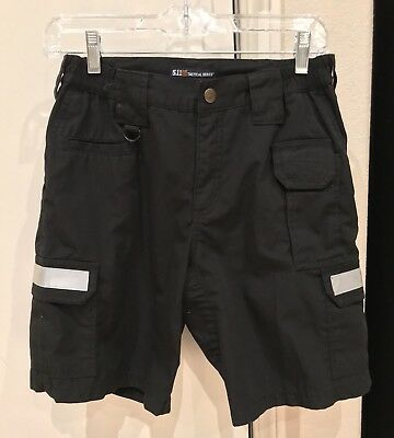 5.11 Tactical Series Uniform Cargo Shorts Womens Size 8